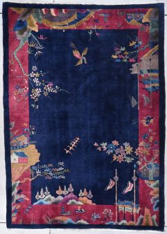 7864 art deco chinese rug image