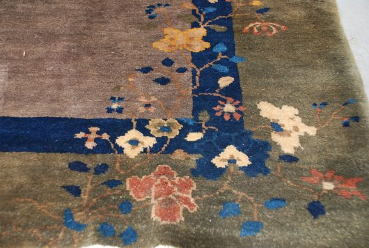 7866 art deco chinese rug closeup images