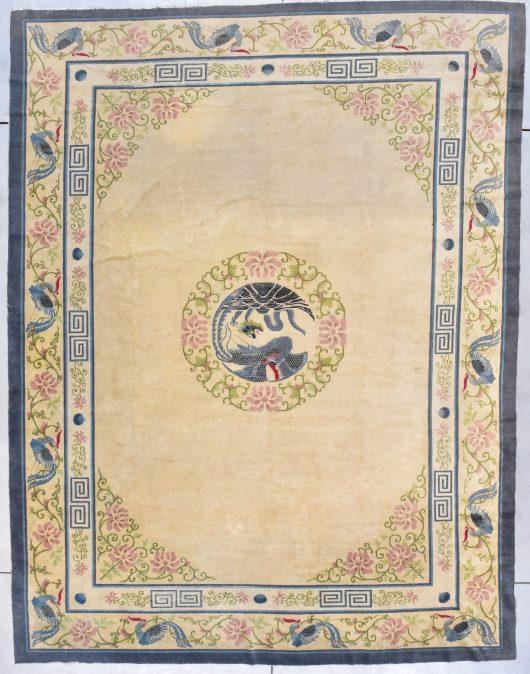 7877 Peking Chinese carpet carpet image