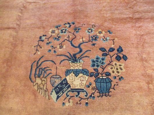 7880 peking chinese rug closeups images