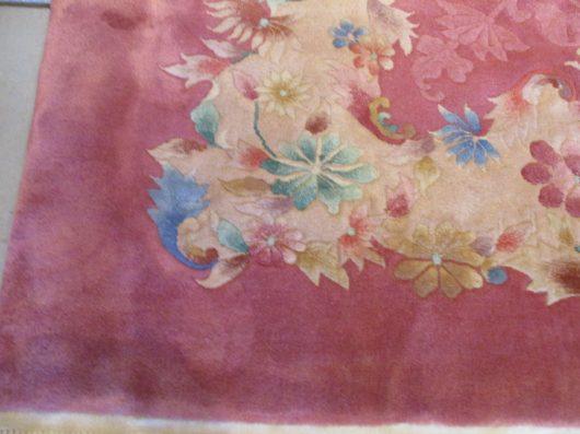 7884 art deco chinese rug images closeups