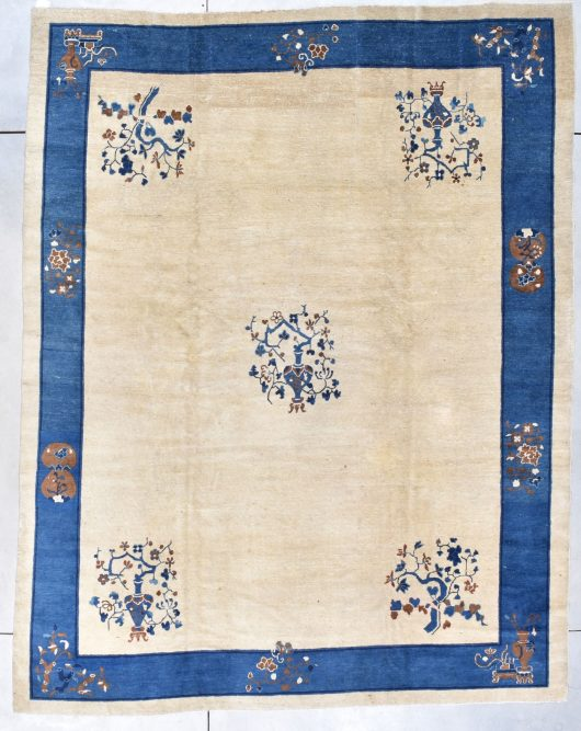 Peking Chinese rug image 7885