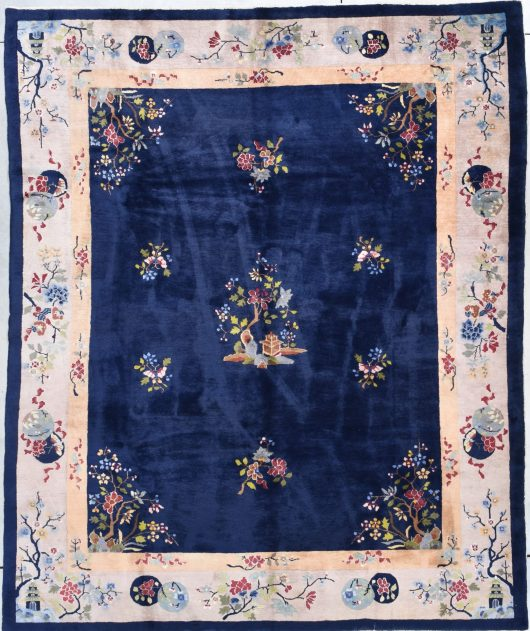 7904 Art Deco Chinese rug pic