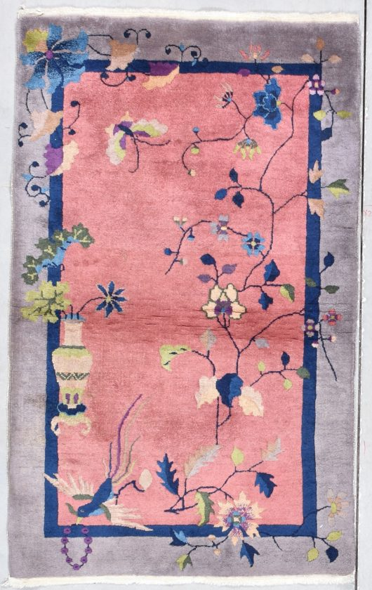 7906 Art Deco Chinese rug image
