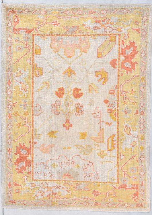 7914 Oushak rug