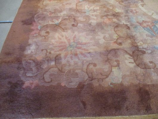 7920 art deco chinese rug closeups