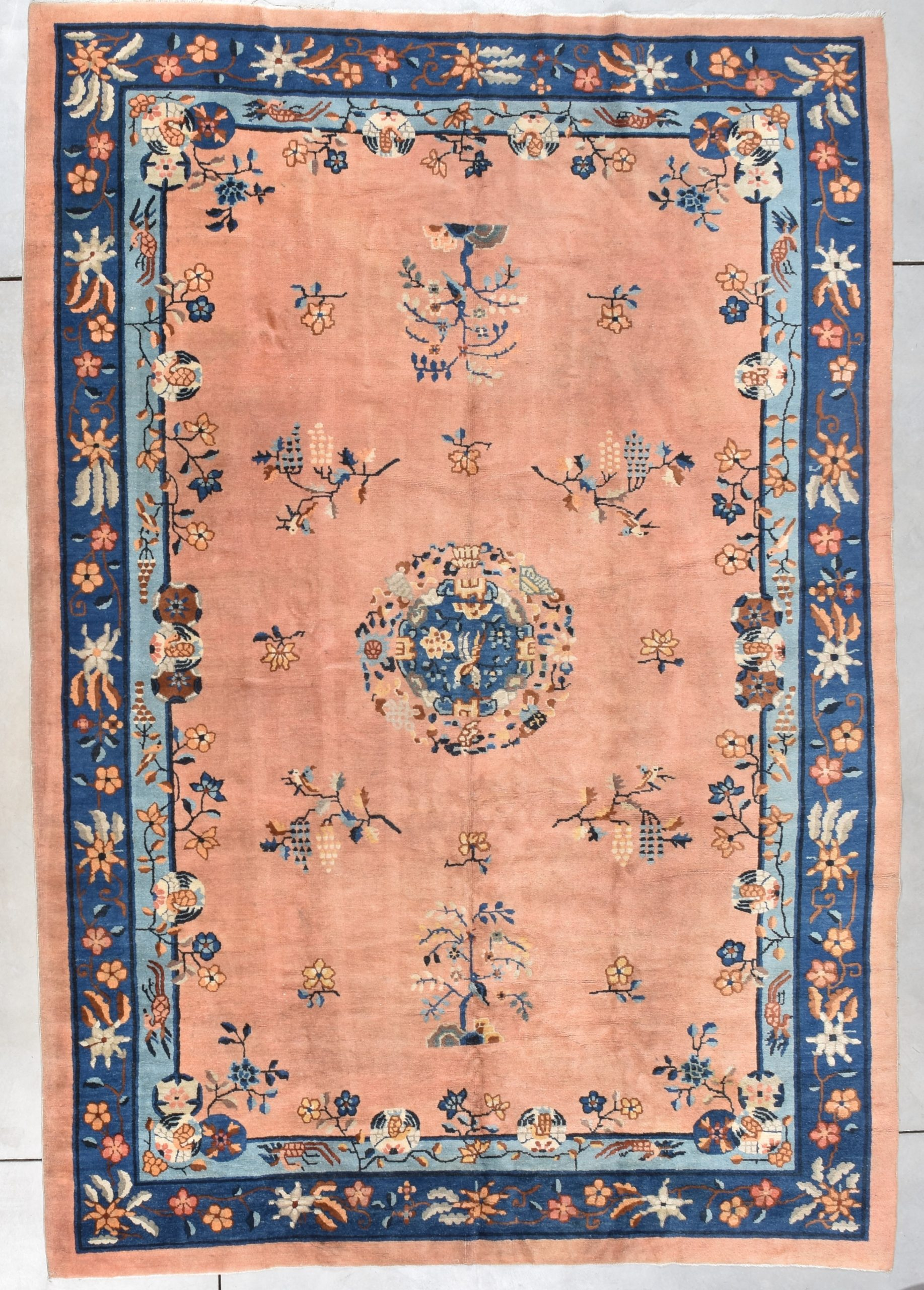 7924 Peking Chinese rug photo