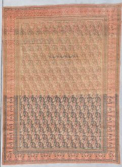 7930 Khorassan antique rug