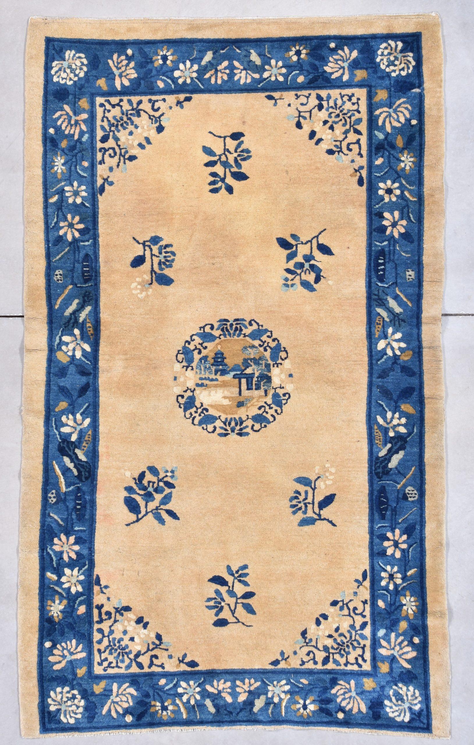 7935 peking Chinese rug photo