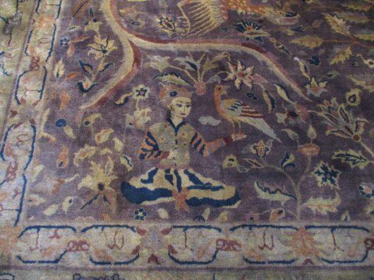 7949 Amritsar rug from India
