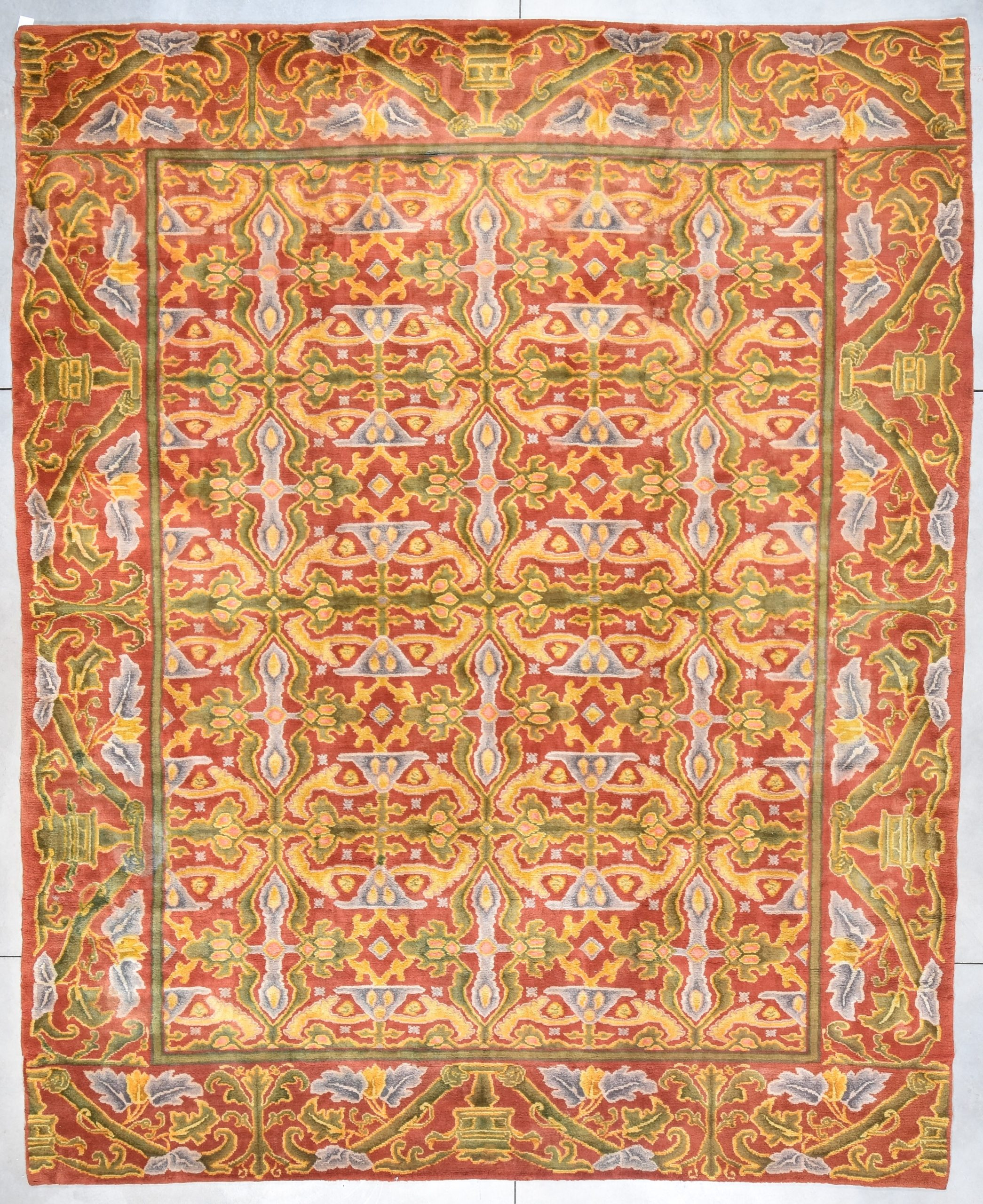 7942 Donegal Rug at Mosby Antique rugs