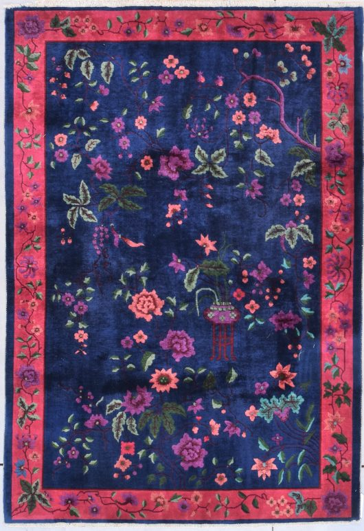 7953 Art Deco Chinese rug image