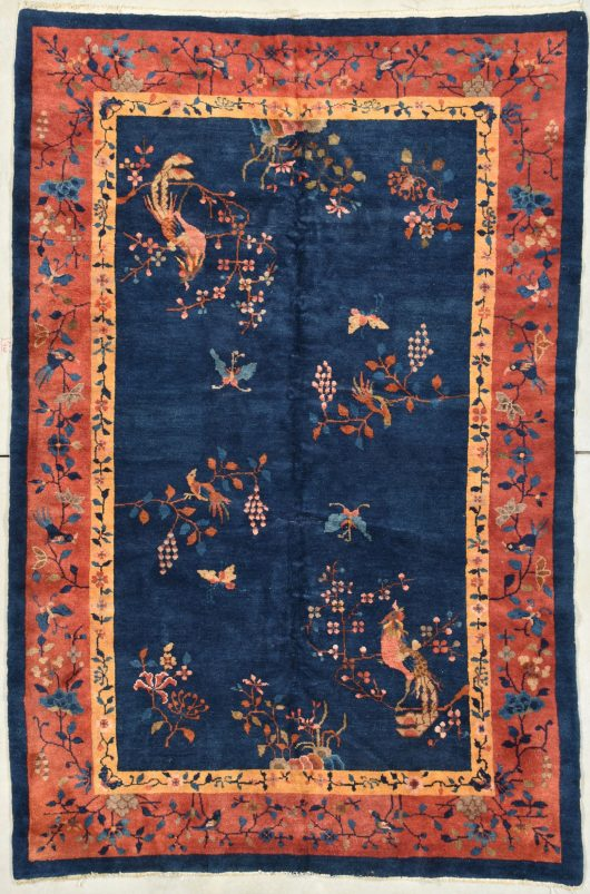 7964 Art Deco Chinese rug image