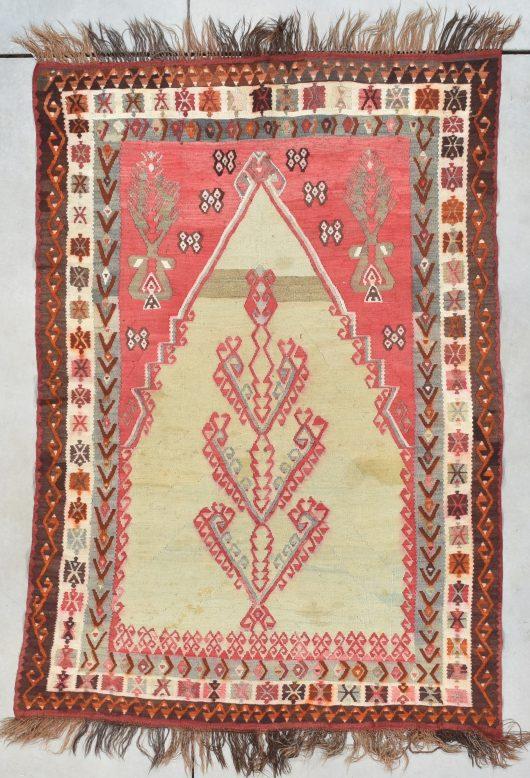 turkish kilim rug image
