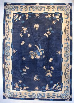 7605 Peking Chinese rug