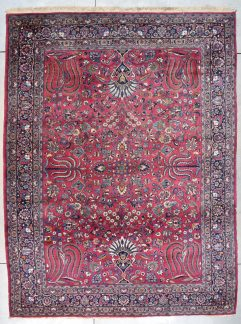 Persian Meshed carpet