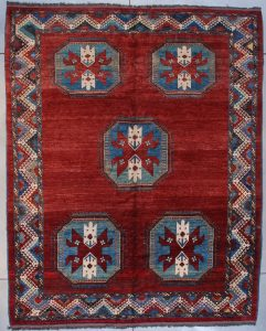 4837 afghan rug