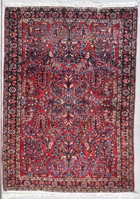 7986 Sarouk rug image