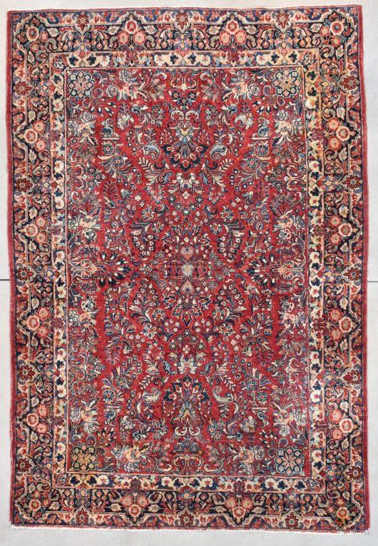 7987 Sarouk rug image