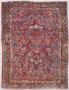 7988 Sarouk rug image