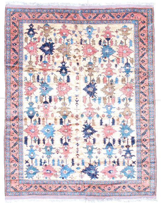 4950-6660 Afghan Heriz rug image