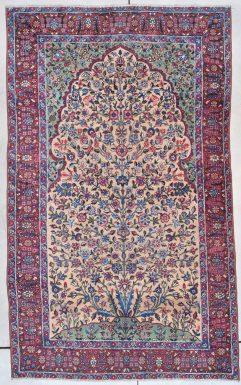7990 L. Kerman Persian rug image