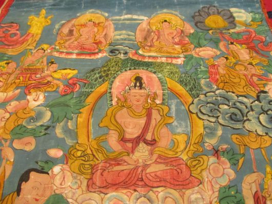 6296 thangka from tibet images