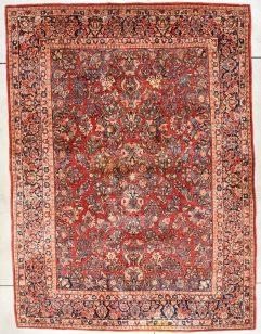 7989 Persian Sarouk Rug