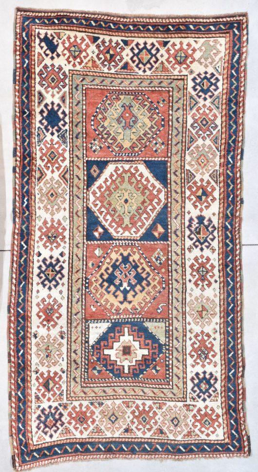 7997 antique kazak rug