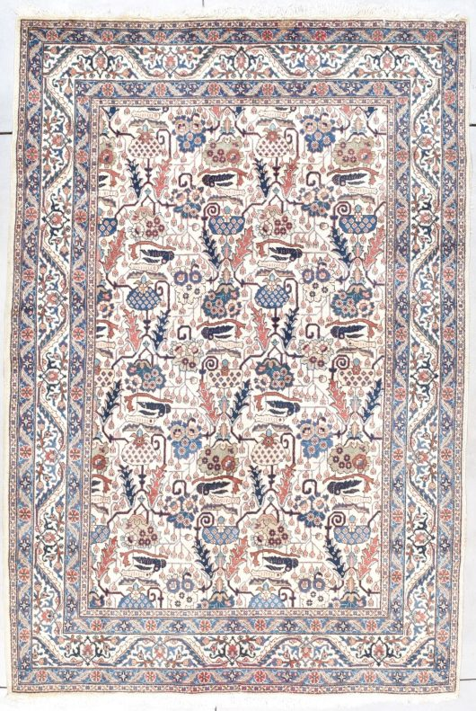 7999 Tabriz rug picture