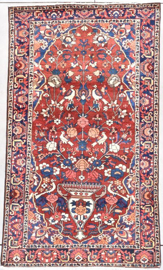 8000 Bakhtiari rug image