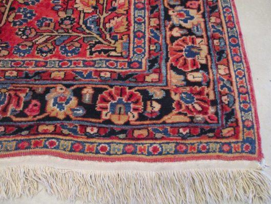 sarouk rug detail pictures