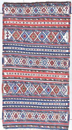 8013 antique shirvan kilim picture