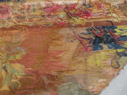8014 antique french tapestry image