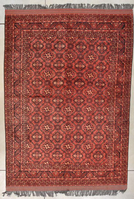 8017 Turkeman rug