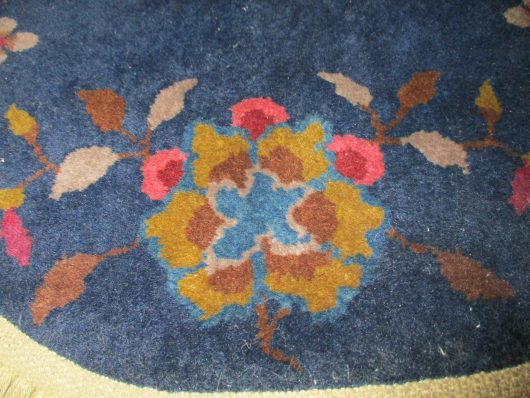 8024 art deco rug detail