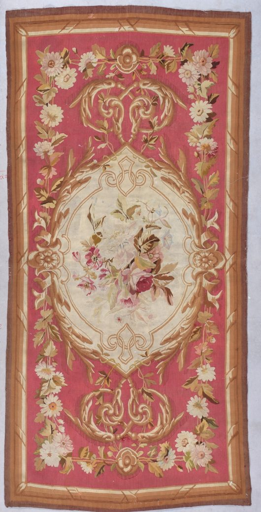 8033 Aubusson tapestry