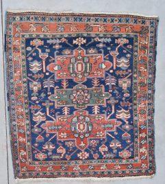 8036 karaja antique persian rug image